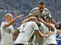 1314赛季德甲第6轮 里贝里破门拜仁4-0沙尔克