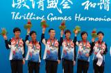 韩国男队六位棋手