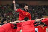 男篮舞蹈热身