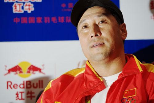 李永波:团体卫冕最重要
