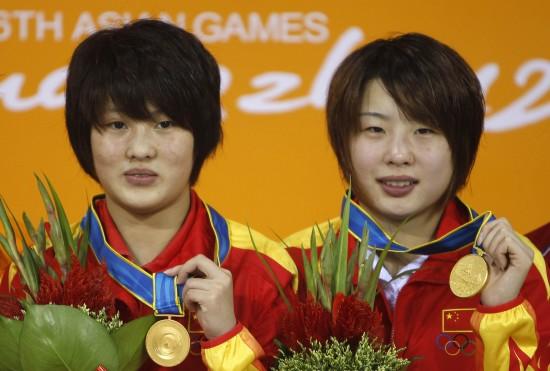 陈若琳(左)将有惊人改变