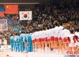 中国男篮获该项金牌