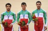 伊朗队获得季军