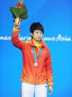 图文-乒乓球女单决赛 郭跃憾负队友获得银牌