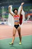 日本选手夺得第三名