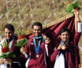 卡塔尔夺冠