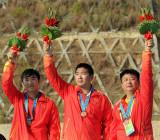 中国队摘铜