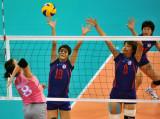 中华台北获亚运会女排第七