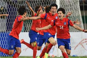 亚运男足韩国120分钟绝杀朝鲜夺冠伊拉克摘铜