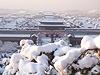 北京三月降雪美景