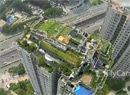 航拍北京26层空中别墅