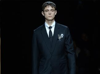 Dior Homme 2014秋冬秀场