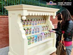 卡片机畅游迪士尼乐园卡西欧ZR10试拍记