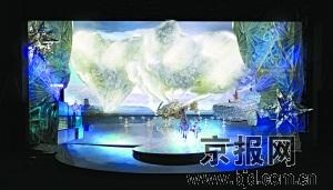 杂技嫁接高科技中国杂技团新推《再见,飞碟》